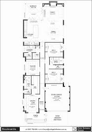 narrow lot house plans luxury 16 best image 5 bedroom house plans single story of narrow