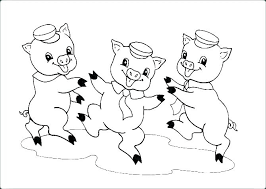 Peppa Pig Coloring Pages Pdf Printable Sheet Colouring Sheets Simple