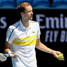 Daniil Medvedev Finds Another Way of Playing Professional Tennis - The New  York Times