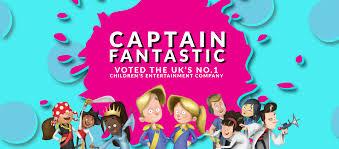 Captain fantastic children's entertainment, uxbridge. Captain Fantastic Children S Entertainment Home Facebook