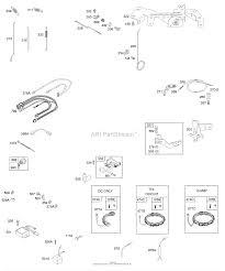 Briggs and stratton 350777 1137 e1 parts diagram for alternator rh jackssmallengines