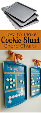 19 Creative Diy Chore Charts That Really Work Shelterness