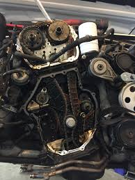 Another Vw Audi Tsi Timing Chain Stretched Reddit