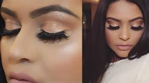 cute pretty soft makeup look 2017 you