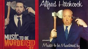 Alfred Hitchcock Promotes Eminem's Album From Beyond The ...