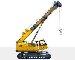 Grove Ghc30 Crawler Crane Construction Equipment