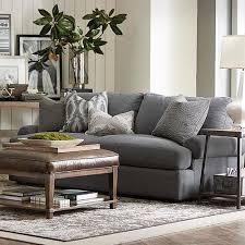 grey leather living room set. sutton sofa grey leather living room set