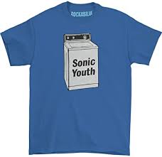 <b>Sonic Youth Washing</b> Machine T-Shirt: Amazon.co.uk: Clothing