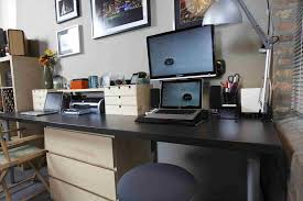 ikea office inspiration. Lack Shelves Interiors Styling Pinterest Continuous My Ikea Home Office Entrancing Inspiration