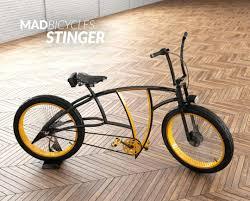 bicycle chopper springer forks custom switchblade mini bike parts
