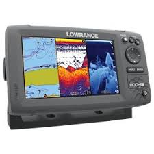 Lowrance Chart Card Lowrance Hook 7 Fishfinder Chartplotter With C Map Insight