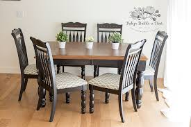 recovering dining room chairs my craftily ever after