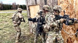 Us Army Platoon Platoon Attack Live Fire Exercise U S Army