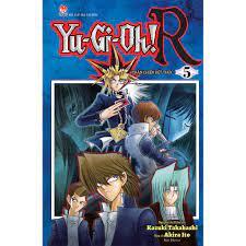 Truyện tranh Yugioh R (Boxset Trọn Bộ 5 tập)