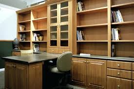 home office wall cabinets. Home Office Cabinet Design Custom Touches Make Your A Personal Haven Wall Cabinets
