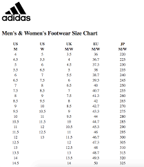 Punctilious Adidas Ultra Boost Size Chart The Latest Trend