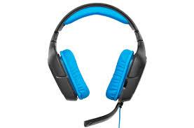 g430 7 1 surround sound gaming headset logitech g430