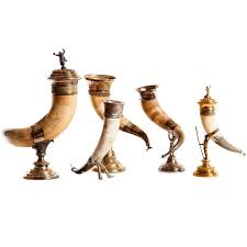 Horn Decorative Accessories Collection of Antique Horn Cups Things Pinterest Horn 22