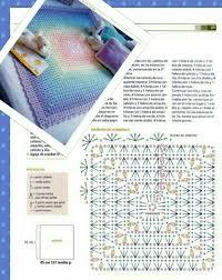 Crochet Pattern Charts Free Arco Iris Baby Blanket Free Crochet Pattern Chart New