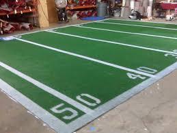 interior football field rug design with regard to area designs 9 football intended for football