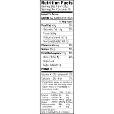 quaker chewy granola bars chocolate chip 0 84 oz bars 18 count walmart