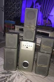 İkinci el satılık 5 +1 ses sistemi - letgo