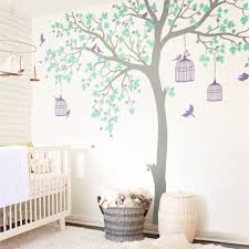 large tree decal huge tree wall decal