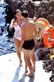 It's love all for nicole scherzinger and her new boyfriend grigor dimitrov as the singer seemed to confirm her blossoming romance with the tennis ace earlier this week. Nicole Scherzinger And Boyfriend Grigor Dimitrov Pictured While On Vacation In Capri Italy 200717 12