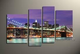 4 piece wall art set multiple canvas wall art city24 on 4 piece canvas wall art with 4 piece wall art set multiple canvas wall art