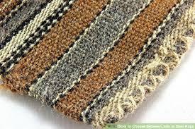 image titled choose between jute or sisal rugs step 1 vs coir seagrass how sisal vs jute or rug