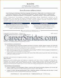Event Planner Resume Skills Event Planner Resume Coordinator Skills Entry Level Events 9