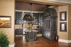 custom black kitchen cabinets. Gothic Black Kitchen Exotic Moldings Custom Cabinets S