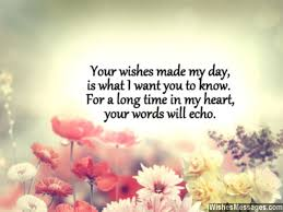 Beautiful Wishes Quotes Best Of Thank You Messages For Birthday Wishes Quotes And Notes