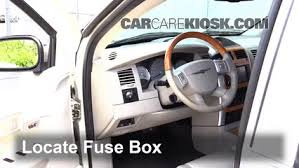 fuse box on chrysler pacifica wiring diagram description 2007 Dodge Caravan Fuse Box at 2007 Chrysler Pacifica Fuse Box