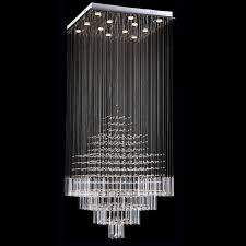 widely used ultra modern chandeliers regarding byb modern chandelier rain drop lighting square crystal ball