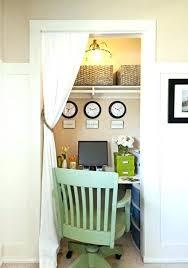 closet office space. Closet Office Space Small Ideas . E