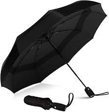 Free printable coloring pages for children that you can print out and color. Amazon Com Repel Umbrella Double Vented Windproof Automatic Travel Umbrellas With Teflon Black
