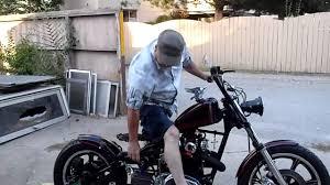 yamaha xs 650 full custom bobber for sale youtube