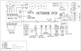 dc inverter ac haier hsu 18hea wiring diagram circuit outdoor unit wiring diagram