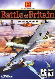the history channel battle of britain world war ii 1940 box front