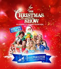 The Christmas Show 22 23 December In De Ziggo Dome