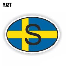 yjzt 10 4cm 10 4cm born in ussr symbol decal accessories car sticker 6 0224