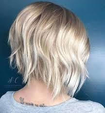 short layered haircuts 2019 for las