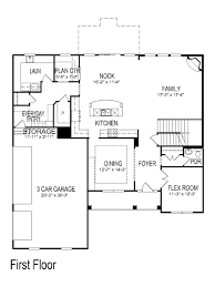 Eden New Home Plan   Carmel  IN   Pulte Homes New Home Builders    First Floor