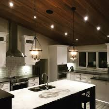 kitchen reno lutron radio ra2 lighting control russound audio system