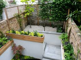 Lawn & Garden:Small Terrace Idea With Japanese Garden Landscaping For Small  Space Backyard Japanese