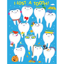 I Lost A Tooth Classroom Management Chart