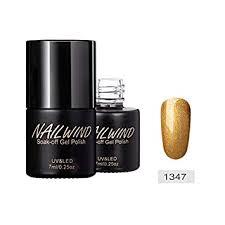 Buy <b>NAILWIND 7ML Gel</b> Varnishes hybrid Pure <b>Color Gel Nail</b> ...