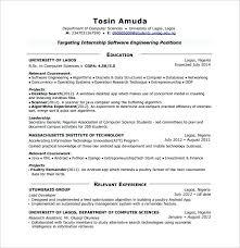 Python Developer Resume Inspiration Resume Python Programmer Canadianlevitra