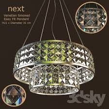 venetian 5 light chandelier